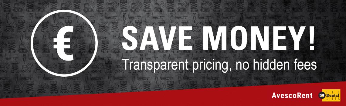 Save money!